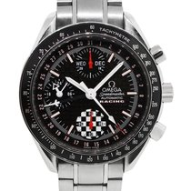 Omega Speedmaster Racing Stainless Steel Watch