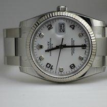 Rolex Oyster Perpetual Date Diamond  115234