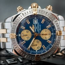 Breitling Chronomat Evolution Steel/18k Gold