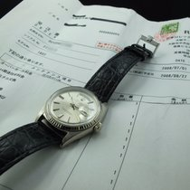 Rolex DAY-DATE 1803 18K White Gold with Original Silver (no...