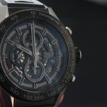 豪雅 (TAG Heuer) Carrera Calibre HEUER 01 - Sondermodell Black Skin