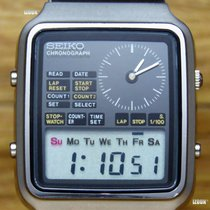 Seiko CHRONOGRAPH ANALOG – DIGITAL / Inkl. MwSt