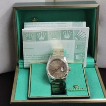 Rolex Date 1500 14K Yellow Gold & Stainless Steel 34MM...