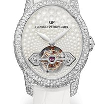Girard Perregaux CAT'S EYE TOURBILLON GOLD BRIDGE White...