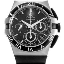 Omega 121.92.35.50.01.001 Constellation Double Eagle Men TI...