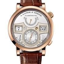 A. Lange & Söhne Zeitwerk Hour Striker Pink Gold NEW