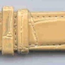 Leder-Armband 20mm Farbe: ocker