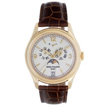 파텍필립 (Patek Philippe) Annual Calendar Yellow Gold Men's...