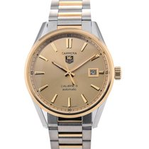 TAG Heuer Carrera Automatic 39 Champagne Dial Calibre 5