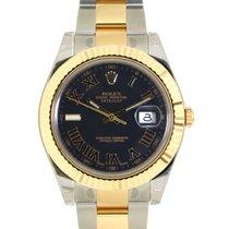 Rolex Datejust II 116333 Steel, Yellow Gold, 41mm