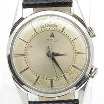 Jaeger-LeCoultre Vintage Memovox 33.5mm Manual Wind Alarm Watch