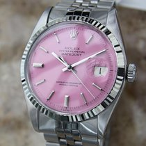 Rolex 1601 Swiss Made Oyster Perpetual Gold Steel 1971...