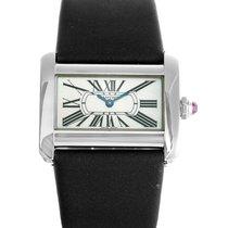 Cartier Watch Tank Divan W6301455