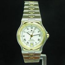 Maurice Lacroix Classic Chronometer Gold Mantel / Edelstahl...