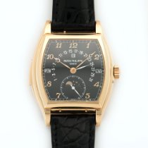 Patek Philippe Rose Gold Perpetual Calendar Minute Repeater...