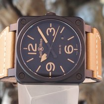 Bell & Ross Heritage 42mm  Ceramic