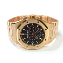 Audemars Piguet Royal Oak Chronograph 41mm 18K Rose Gold Mens...