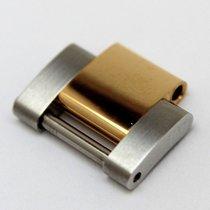 Rolex Maglia Oyster / link acc./oro 18Kt da mm 15,5