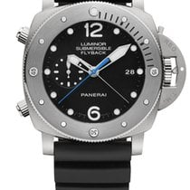 Panerai LUMINOR SUBMERSIBLE1950 3 DAYS CHRONO FLYBACK  PAM614