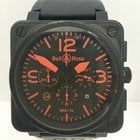 Bell & Ross Limited edition Red - BR01-94-S