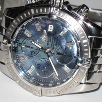 Breitling Chronomat Evolution MOP Diamonds