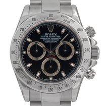 Ρολεξ (Rolex) Daytona (Black Dial) Ref: 116520 (FULL SET)