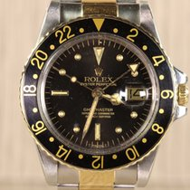 Ρολεξ (Rolex) Rolex GMT MASTER STEEL & GOLD 1675 NIPPLE...