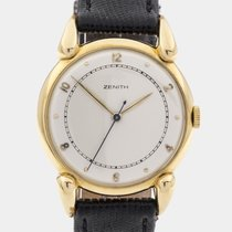 "Zenith 18K Yellow Gold ""Claw Lugs"""