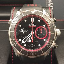Omega Seamaster Diver 300M Co-Axial Limited Edition