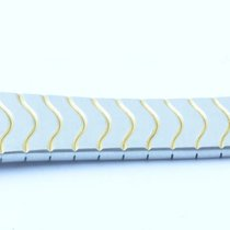 Ebel Classic Wave Stahl/gold Armband Reparatur Segment 18mm...