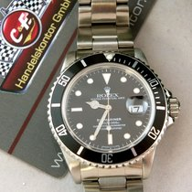 Rolex Submariner 16800 B & P / Neuer Service Full-Set 1984