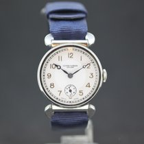 Ulysse Nardin Handaufzug White Dial Hooded Lugs Top Condition