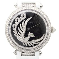 Cartier Bestiaire White Gold Diamond Black Automatic HPI00633