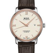 Mido Baroncelli III Chronometer 80 Gent M027.408.46.268.00