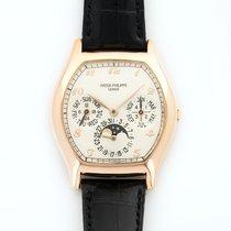 Patek Philippe Complicated Perpetual Calendar 18K Rose Gold...