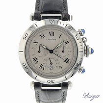 Cartier Pasha Chrono 38mm
