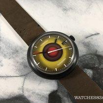 Mondia Reloj suizo antiguo de cuerda Mondia Moonstone mystery...