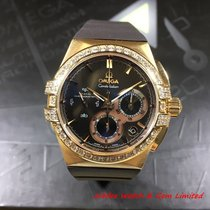 Omega 121.57.35.50.13.001 Constellation  Double Eagle Rose Gold