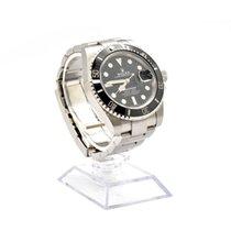 Rolex Stainless Steel Rolex Submariner Watch with Ceramic Bezel