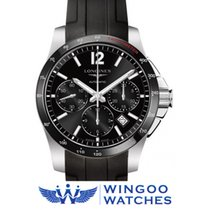 Longines Conquest 41 Automatic Ref. L27444562/L2.744.4.56.2
