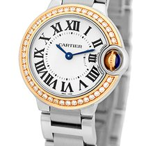 "Cartier Diamond ""Ballon Bleu""."