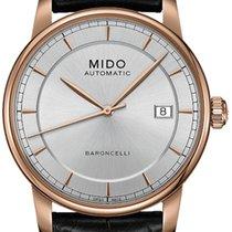 Mido Baroncelli Gent II Automatik Herrenuhr M8600.3.10.4