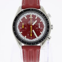 Omega Speedmaster Chronograph Michael Schumacher NEW NOS