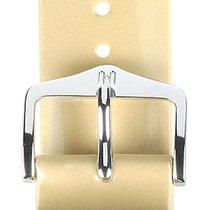 Hirsch Uhrenarmband Diva beige M 01536190-2-18 18mm