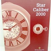 Patek Philippe resseinformationen zum Star Caliber 2000