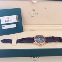 ロレックス (Rolex) Cellini date  Or Rose (50515)