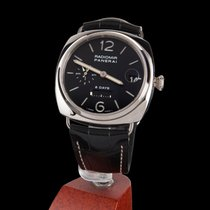 Panerai Radiomir 8 Days GMT Special  Edition White Gold