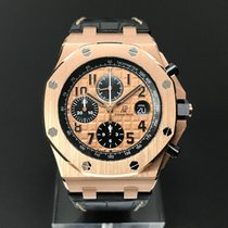 爱彼  (Audemars Piguet) Royal Oak Offshore Rosegold
