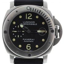 Panerai Luminor Submersible Titanium PAM25