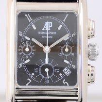 Audemars Piguet Chronograph Edward Piguet Weißgold black Dial...